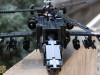 楚沐猴作品5号-卡50黑鲨攻击直升机