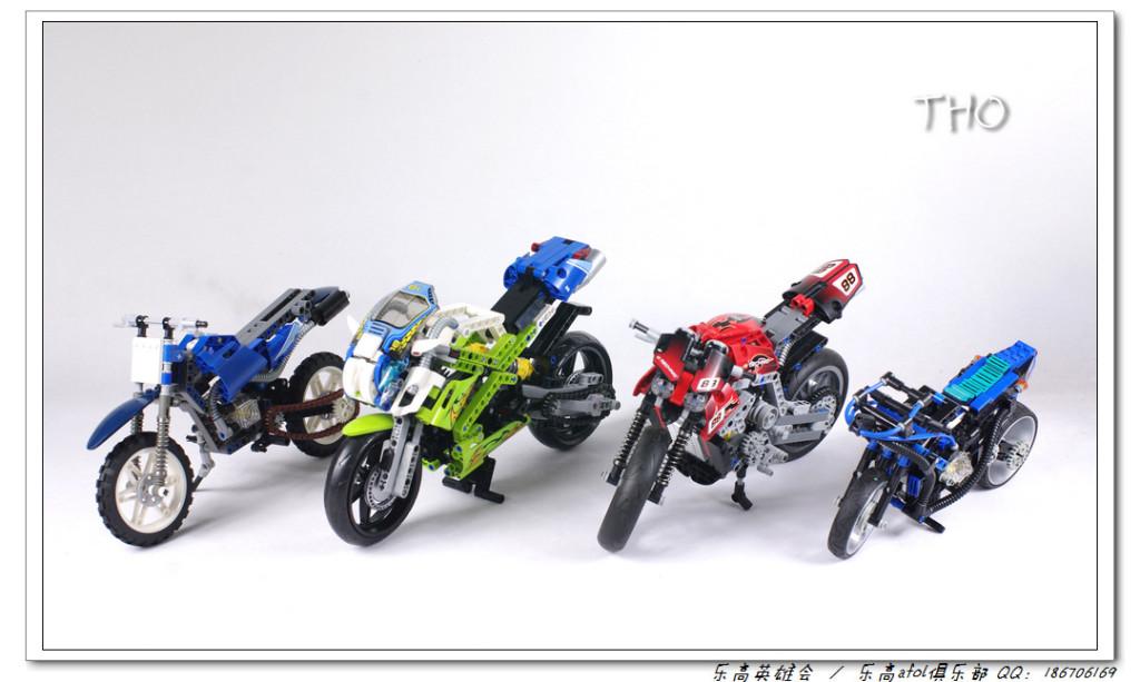 【THO】2002-2010摩托大全