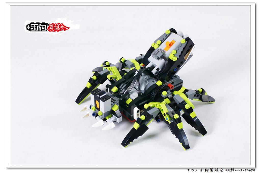 【THO】乐高 lego 4958 怪物迪诺(恐龙)