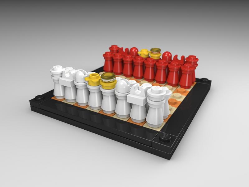 迷你国际象棋