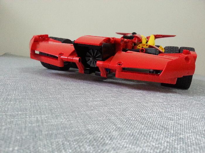 [G-MOC] 锤头鲨超级方程式赛车