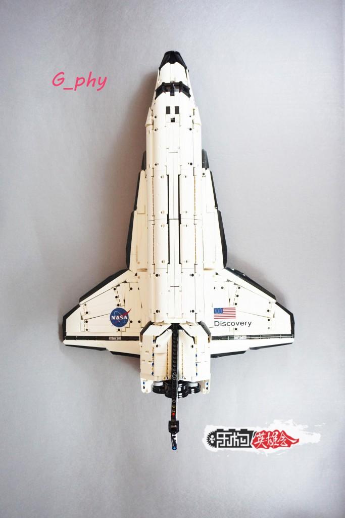 [G-MOC] lego technic 航天飞机