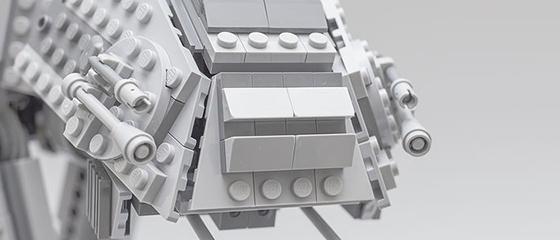 钢铁巨象:75054 AT-AT