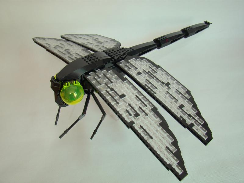 【冰工厂】蜻蜓