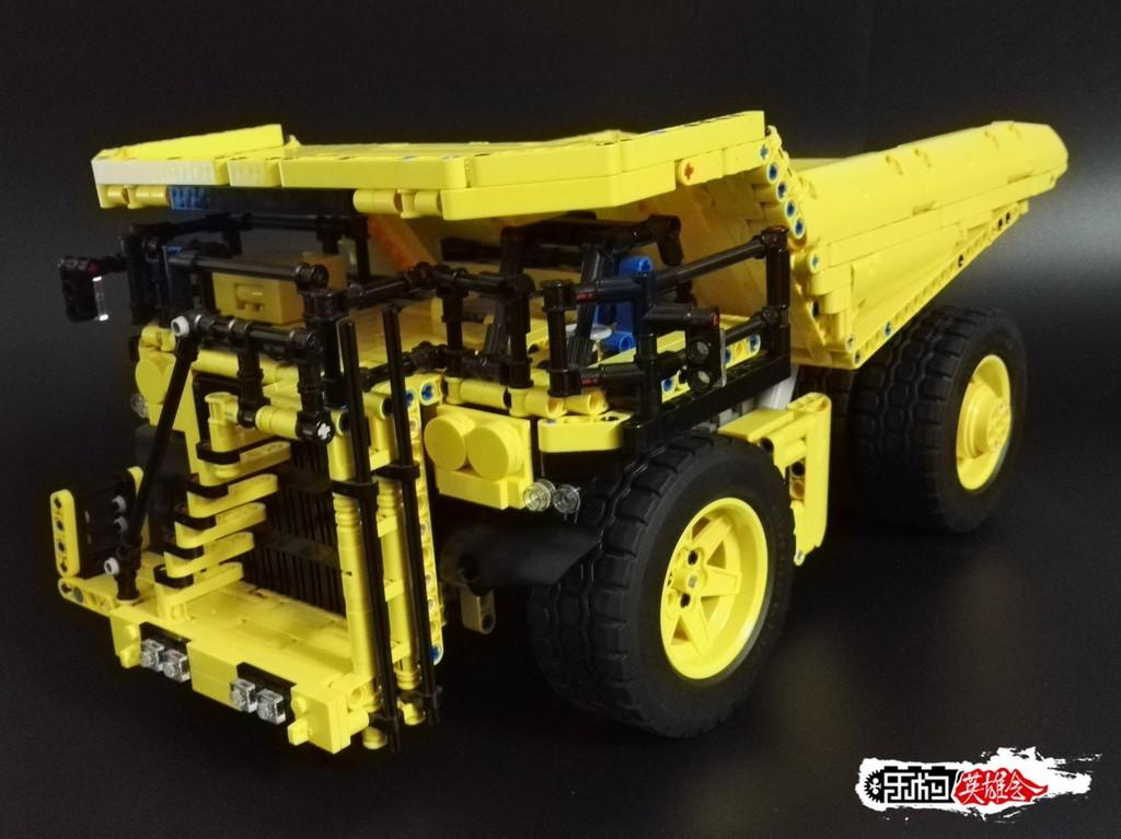 【YYSMOC】矿用自卸卡车