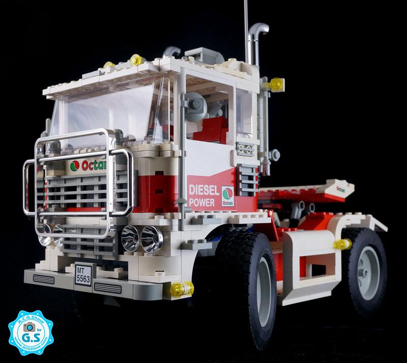 【GS品鉴】LEGO乐高 5563 Model Team 越野竞速卡车