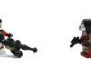 好久不见!人仔全爱之大热潜力兵包:75001 Republic Troopers vs. Sith Troopers评测
