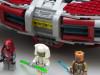 红色冒险者:75025 Jedi Defender-class Cruiser评测