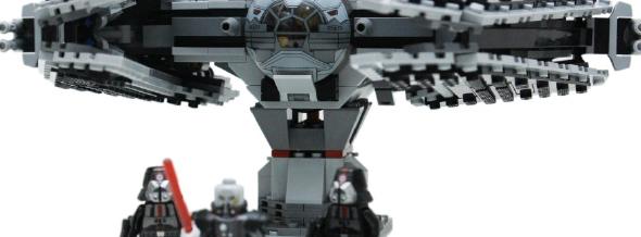 """狂怒大作:9500""""Sith Fury-class Interceptor""""简评"""