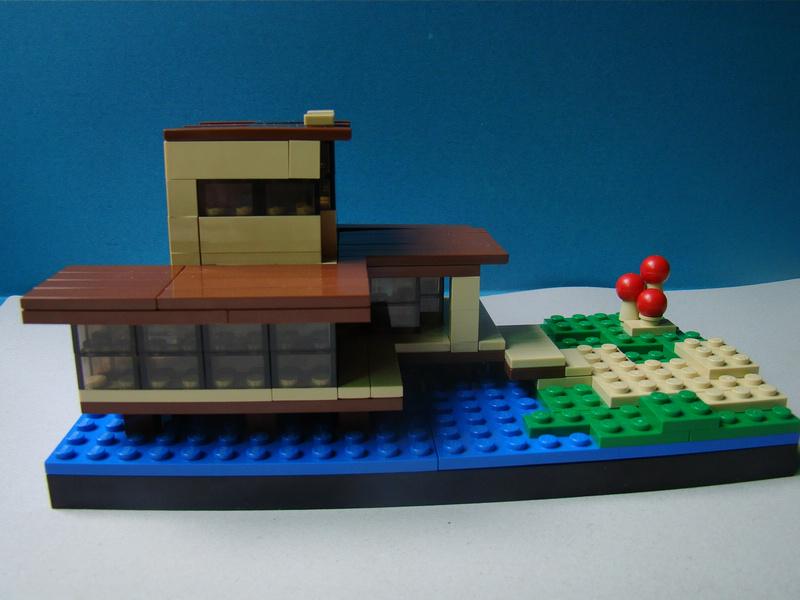 【冰工厂】水上别墅