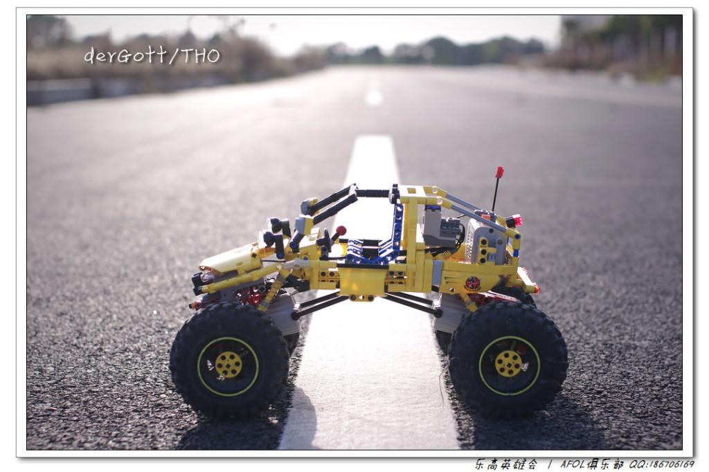 越野车:代号—黄