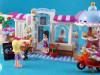 【GS品鉴】LEGO乐高 女孩系列41119-心湖纸杯蛋糕咖啡厅