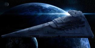 帝国歼星舰(Imperial Star Destroyer Mark II)BY Jerac