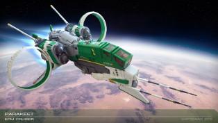 电子战巡洋舰(ECM Cruiser)-Parakeet