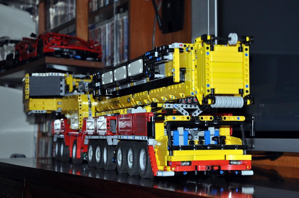 LTM 1750-9.1 利勃海尔起重机