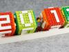 【GS品鉴】LEGO乐高桌面系列40172–百变台历/拼搭日历