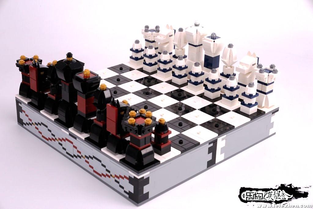 丨冰の品鉴丨新款国际象棋40174劝拜