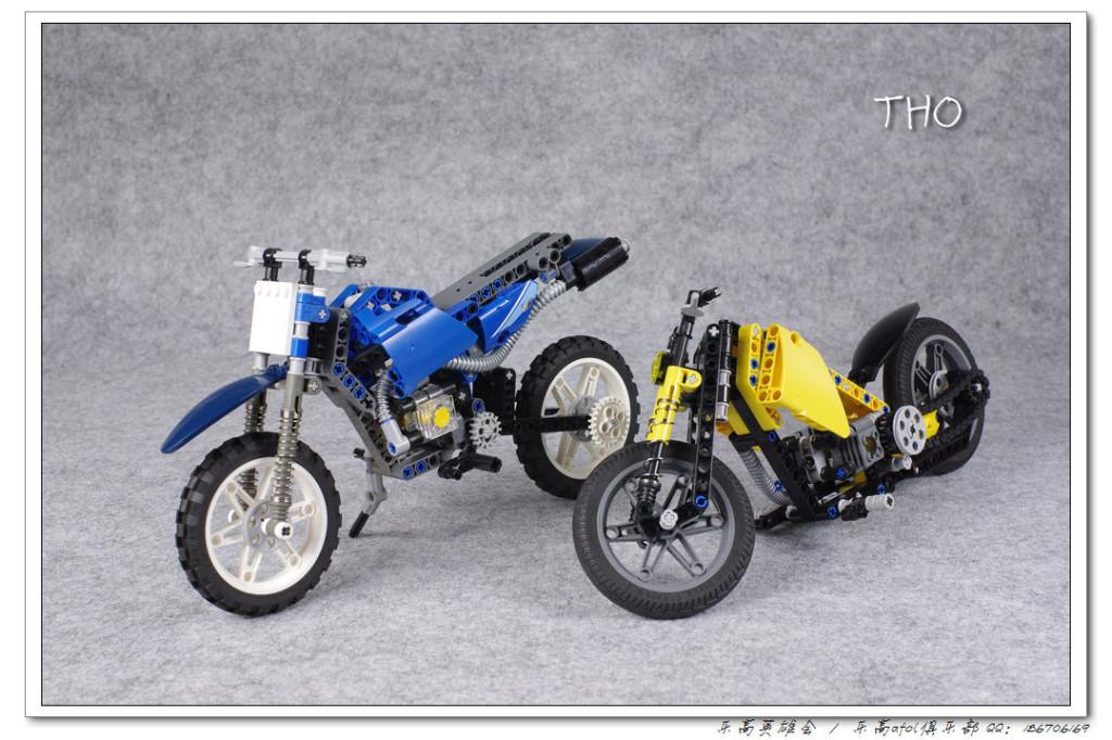 【THO】将山寨进行到底之8291 Dirt Bike
