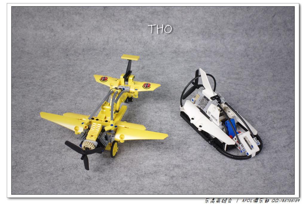 【THO】将山寨进行到底之 42002 Hovercraft