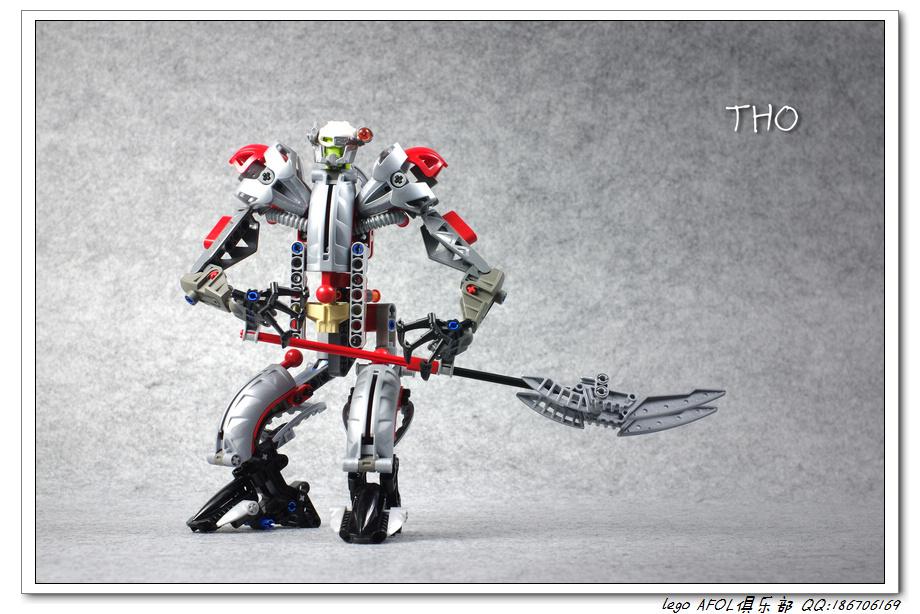 【THO】将山寨进行到底之生化系列 8593 Makuta