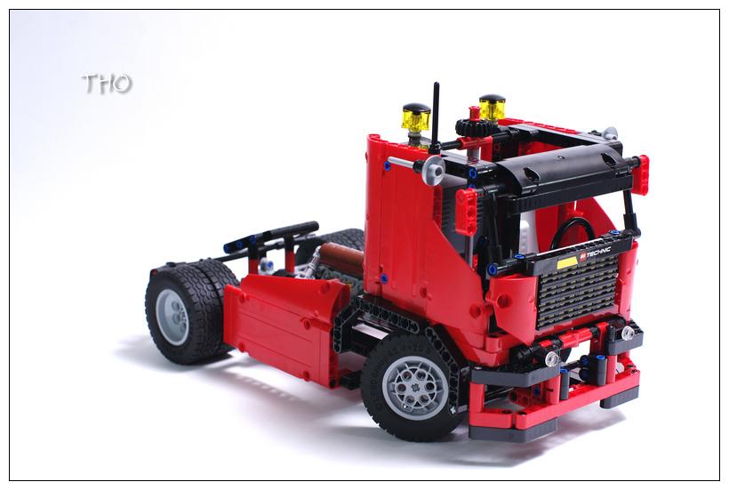 【THO】将山寨进行到底之 8041 Race Truck