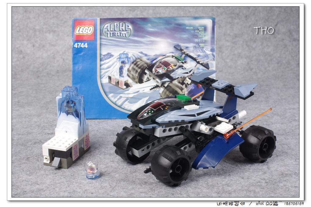 【THO品鉴】乐高 lego 4744 6579评鉴