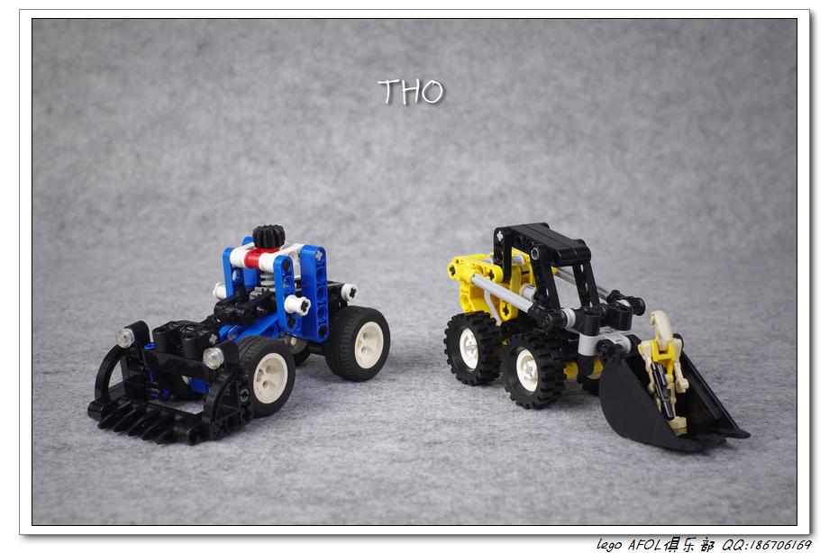 【THO】将山寨进行到底之 8418 Mini Loader