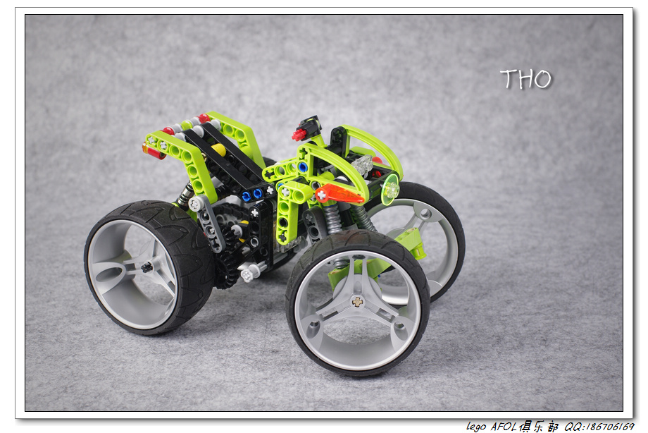 【THO】将山寨进行到底之 8282 Quad Bike
