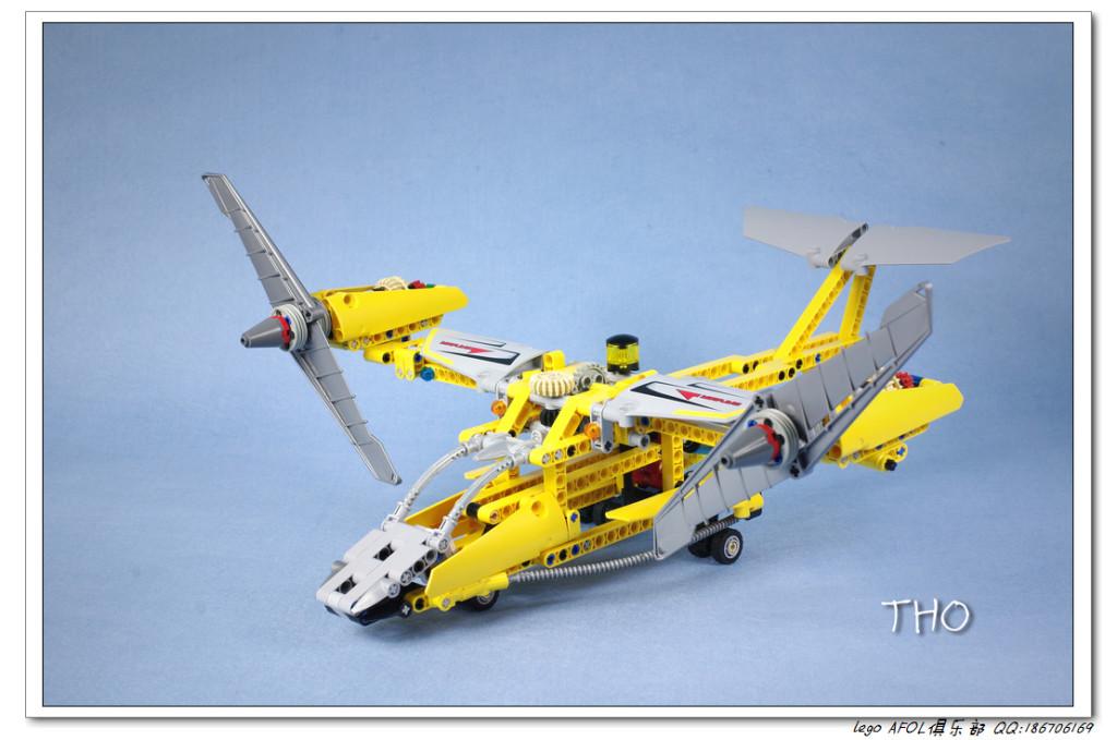 【THO】将山寨进行到底之 8434 大飞机 Aircraft