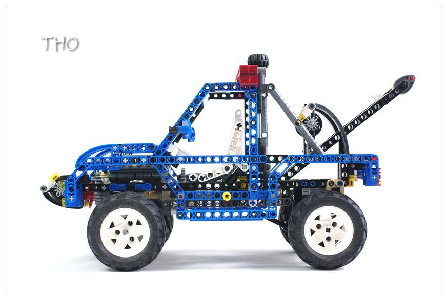【THO】 8435 4WD品鉴