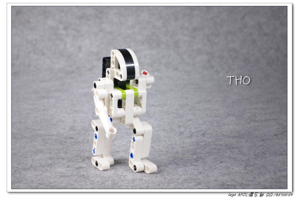 【THO】将山寨进行到底之 1237 Asimo Robot