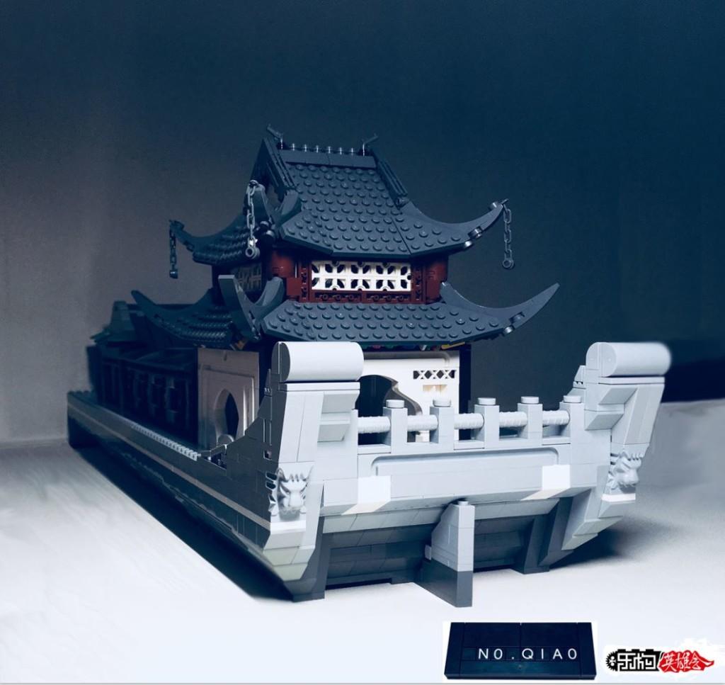中国古代园林建筑之舫——峤