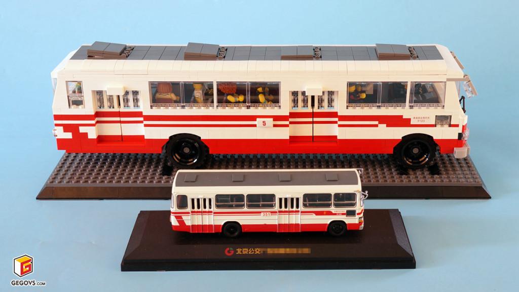 【GegoVs】BK652型北京公交车