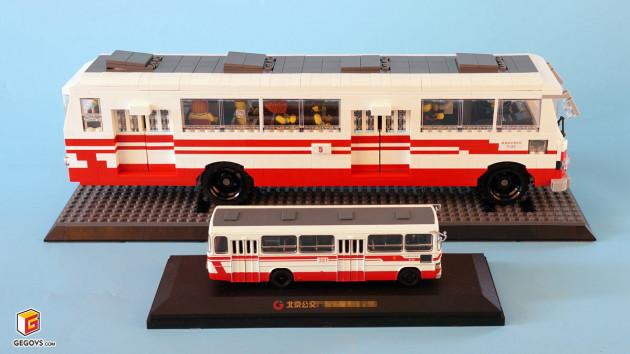 BK652型北京公交车