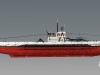 [G-MOC] 乐高科技 U型潜艇 U-Boat