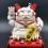 【肉饼】MOC招财猫
