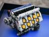 [G-MOC] 乐高 Technic MOC W16引擎 发动机
