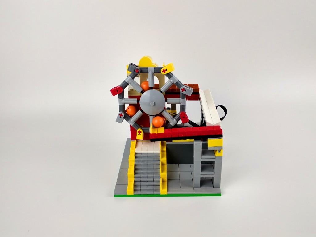 【丹之岚MOC】Mini GBC之摩天轮