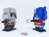 【小某moc】Transformers Brickheadz 第二弹 擎天柱VS威震天