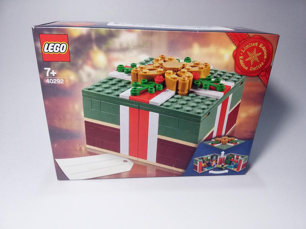 丨冰の品鉴丨40292 圣诞礼物盒