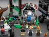 大恐龙与小卡车,还有小场景与机关:乐高侏罗纪世界系列75929食肉牛龙回旋舱大逃生