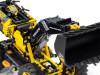 科幻向科技载具来袭!乐高42081 沃尔沃概念轮式装载机