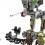 陆行机器鸟:乐高星球大战系列 75261 克隆人侦察步行机(20周年纪念版)